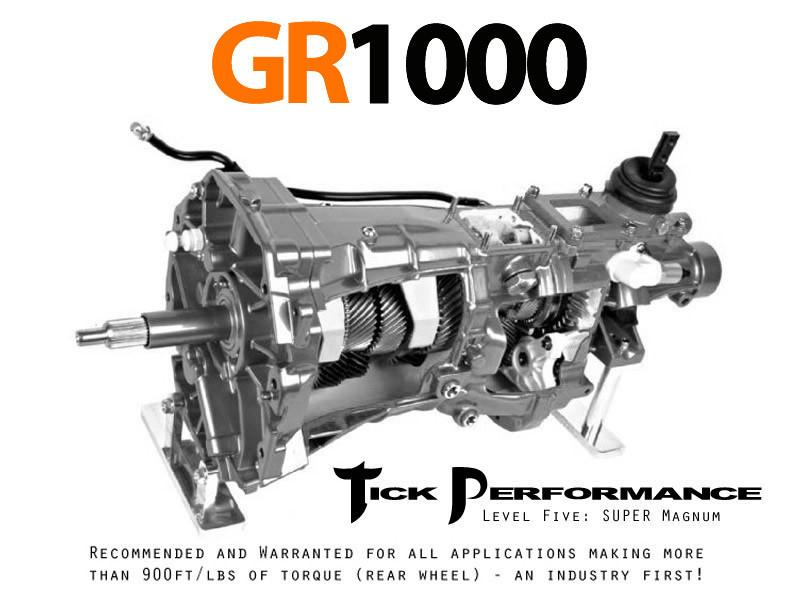 Grannas Racing: More Transmission Options – The Supra Blog